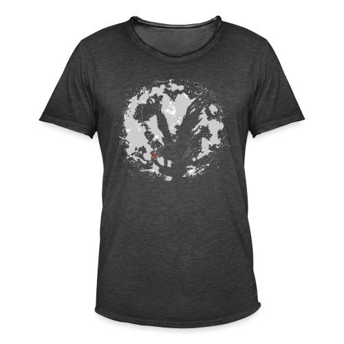 RyukMoon - Camiseta vintage hombre