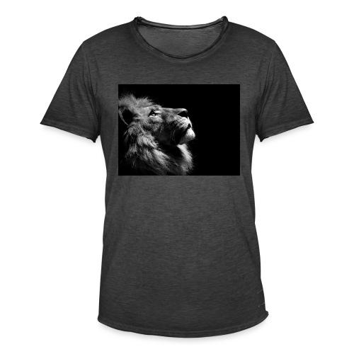 af2008e0d300f6fd3ca5b2617a06dff6 - Vintage-T-skjorte for menn