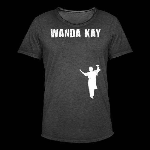Wanda Kay Diva - Männer Vintage T-Shirt