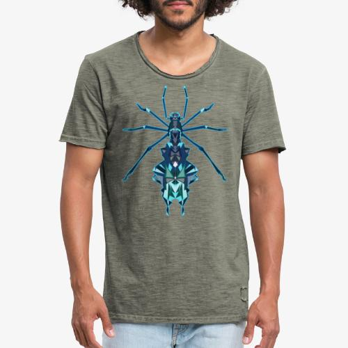insectoid - T-shirt vintage Homme