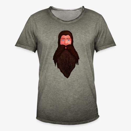 Tête de nain - T-shirt vintage Homme