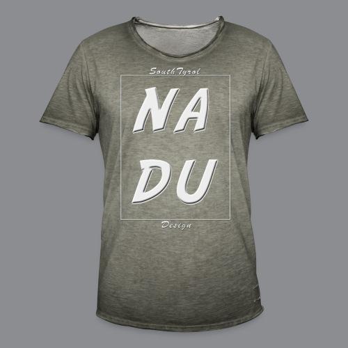 Na DU? - Männer Vintage T-Shirt