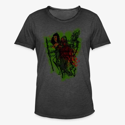 Diseño Björngull - Camiseta vintage hombre