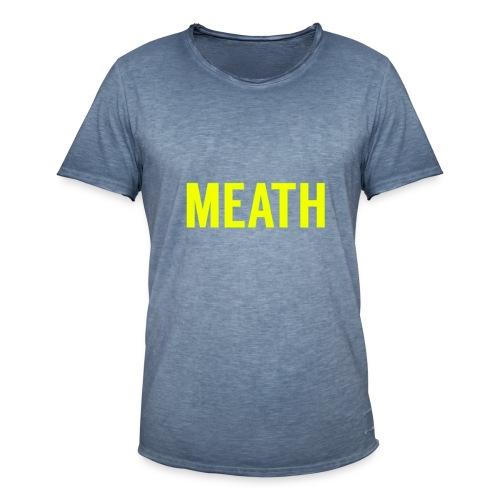 MEATH - Men's Vintage T-Shirt
