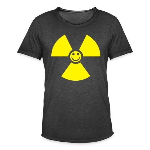 Atom! - Vintage-T-shirt herr