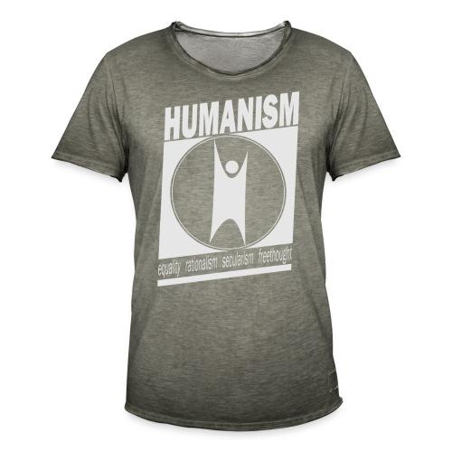 Humanism - Men's Vintage T-Shirt