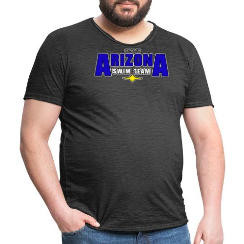 Arizona Swim Team - Männer Vintage T-Shirt