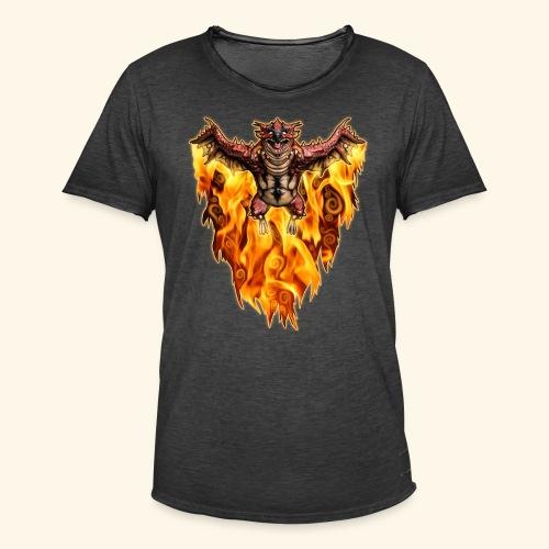 FATALOS - Vintage-T-shirt herr