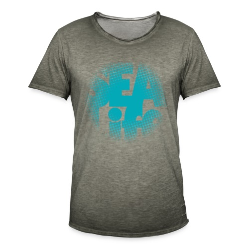 Sealife surfing tees, clothes and gifts FP24R01A - Miesten vintage t-paita