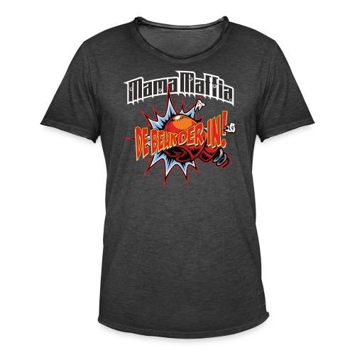 De Beuk Der in - Mannen Vintage T-shirt