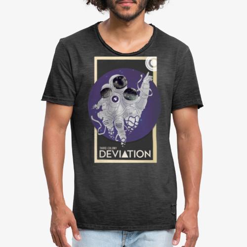 TCM Deviation - Men's Vintage T-Shirt