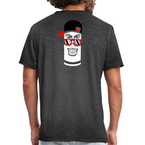 bullet - Camiseta vintage hombre