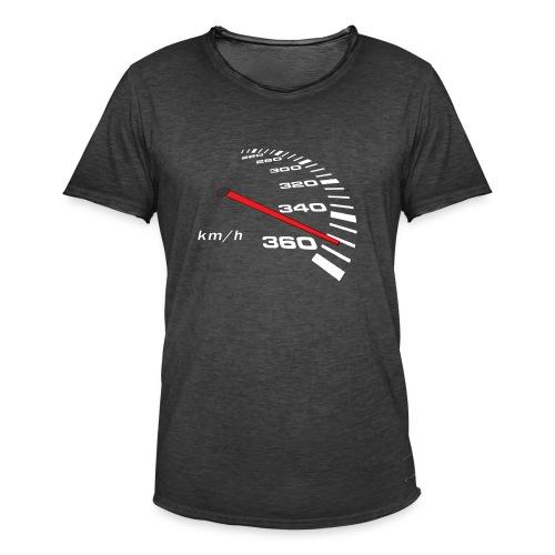 Turbo Tacho Extrem Tuning - Männer Vintage T-Shirt