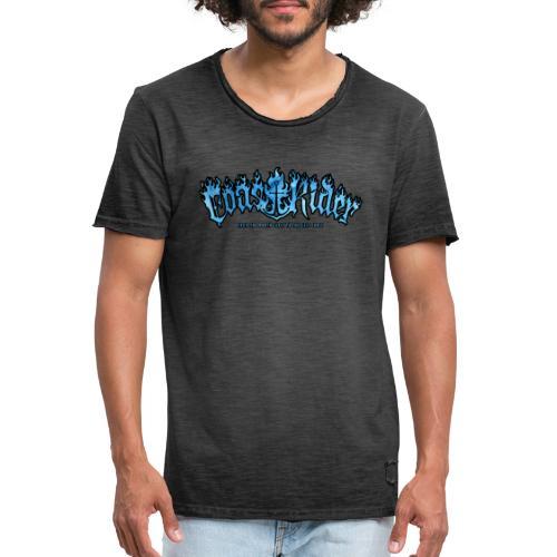 Coastrider Special Edition - Männer Vintage T-Shirt