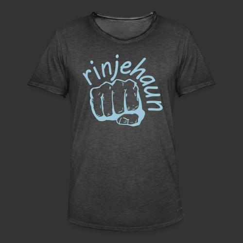 rinjehaun - Männer Vintage T-Shirt
