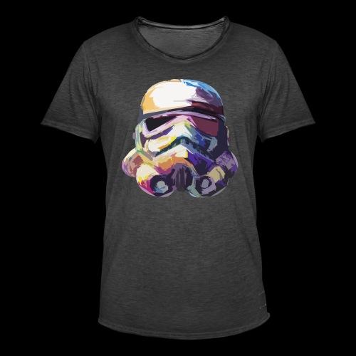 Stormtrooper with Hope - Men's Vintage T-Shirt