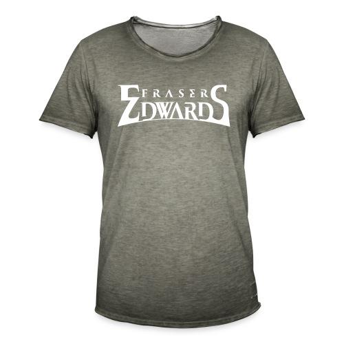 Fraser Edwards Men's Slim Fit T shirt - Men's Vintage T-Shirt