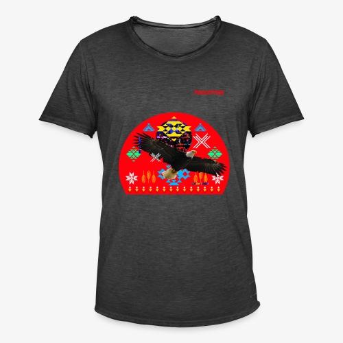 AIGLE PERCEPTION - PERCEPTION CLOTHING - T-shirt vintage Homme