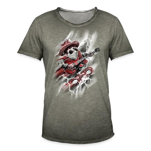 Time Rider - Men's Vintage T-Shirt
