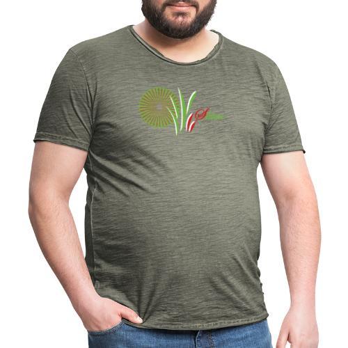 Scheine - Shine - Männer Vintage T-Shirt