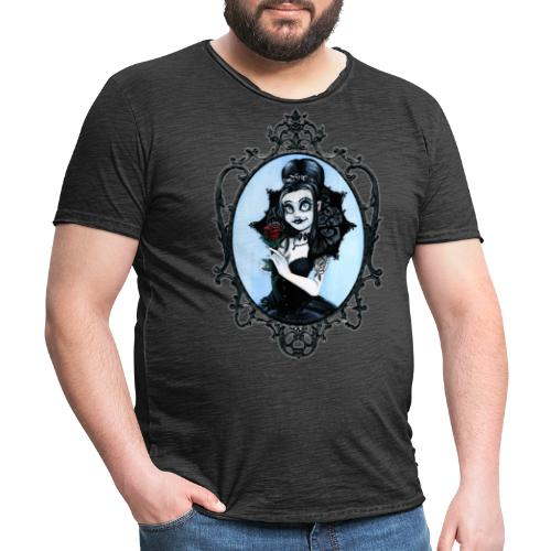 Model of the Year 2020 Lilith LaVey - Men's Vintage T-Shirt