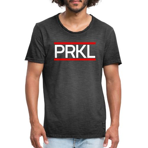 PRKL - Perkele - Männer Vintage T-Shirt