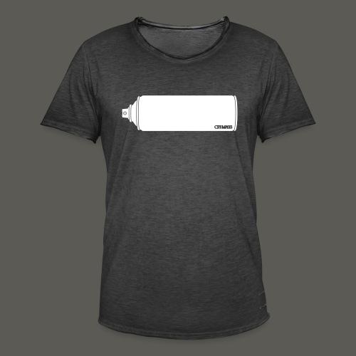 CPHMASS_LOGO_Can - Herre vintage T-shirt
