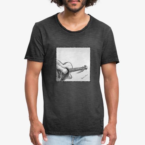 Guitarplayer - Männer Vintage T-Shirt
