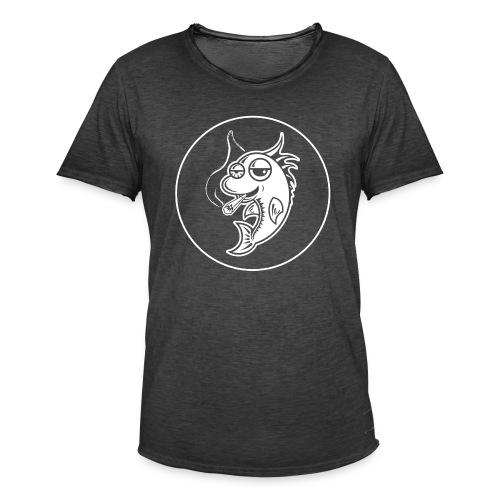 Smoked Salmon - Camiseta vintage hombre