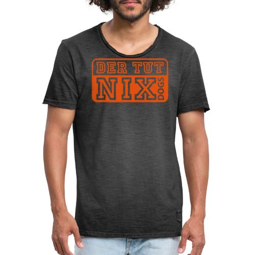 Martin Rütter - Der tut nix - Frauen Flowy Tank T - Männer Vintage T-Shirt