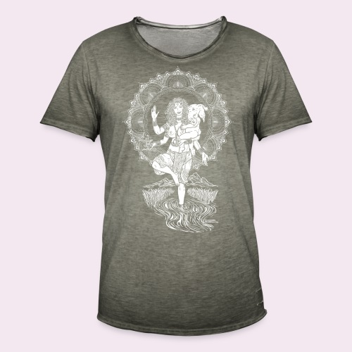 Parvati - Männer Vintage T-Shirt