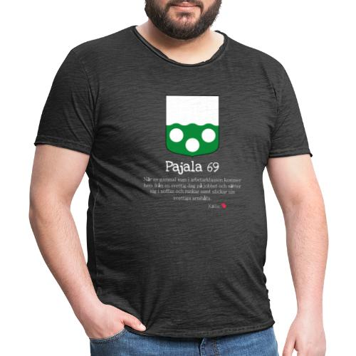 Pajala 69 - Vintage-T-shirt herr
