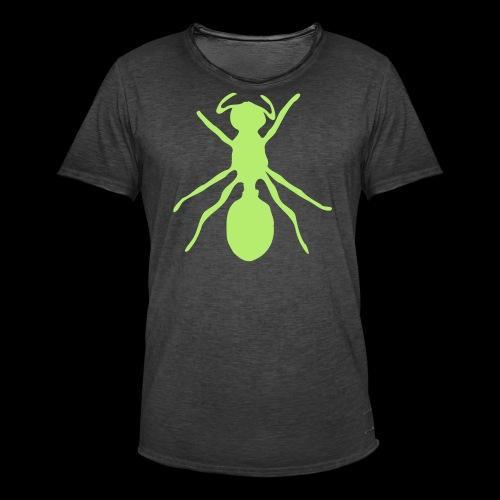 Toxic Ant - Männer Vintage T-Shirt