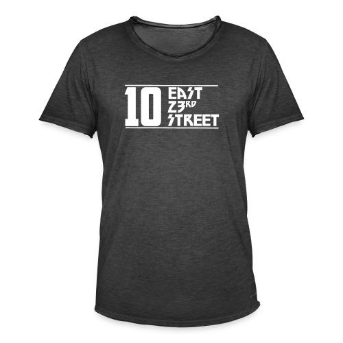 The Loft - 10 East 23rd Street - Vintage-T-shirt herr