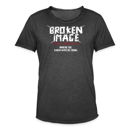 new design - Men's Vintage T-Shirt