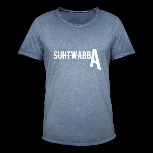 Suhtwabba FRESH - Miesten vintage t-paita