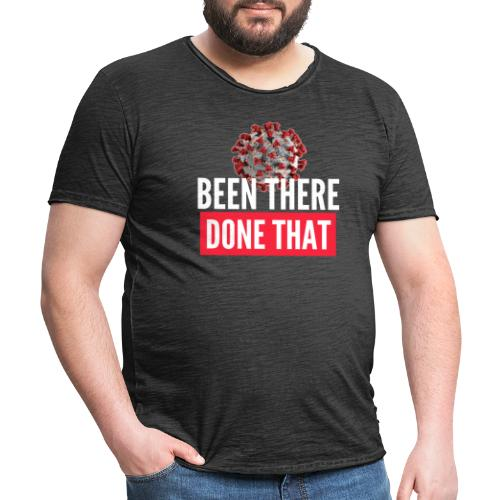 BEEN THERE - Vintage-T-shirt herr