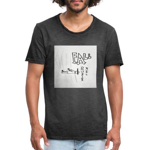 Fall - Vintage-T-shirt herr