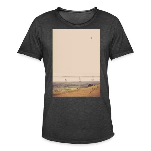 SolitudeTwo - Men's Vintage T-Shirt