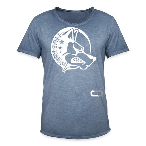 CORED Emblem - Men's Vintage T-Shirt