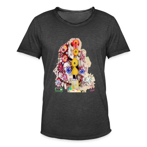 Doctor Rudy Knows Best 4! - Mannen Vintage T-shirt