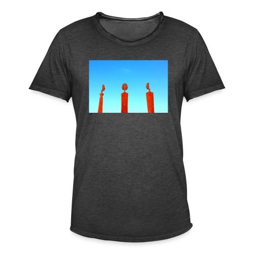 Sahara - Men's Vintage T-Shirt