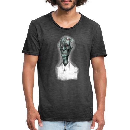 T-shirt del Maniscalco Bifronte - Maglietta vintage da uomo