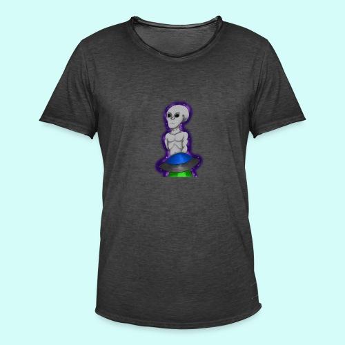 L'ovni - T-shirt vintage Homme