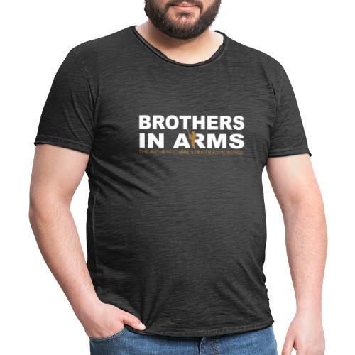 Brothers in Arms - Fanshop - Männer Vintage T-Shirt