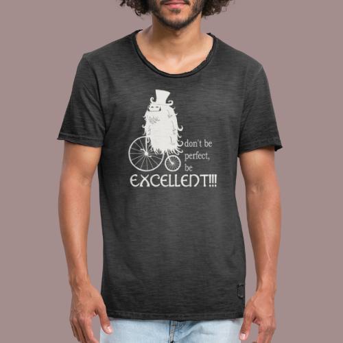Excellent1 - Männer Vintage T-Shirt