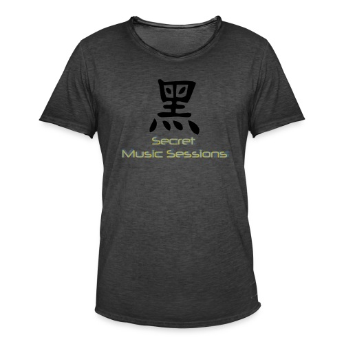 Secret Music Sessions II - Männer Vintage T-Shirt