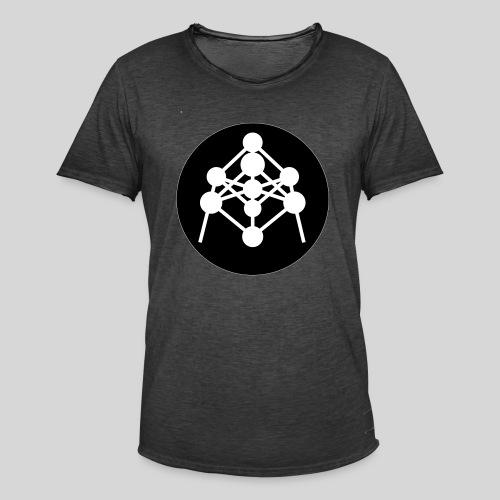 Atomium - T-shirt vintage Homme