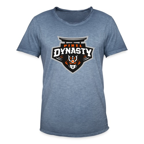 logo transparent - Men's Vintage T-Shirt