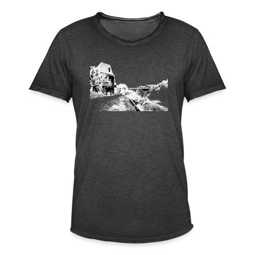 J'aime Mouleydier - Pont F - T-shirt vintage Homme